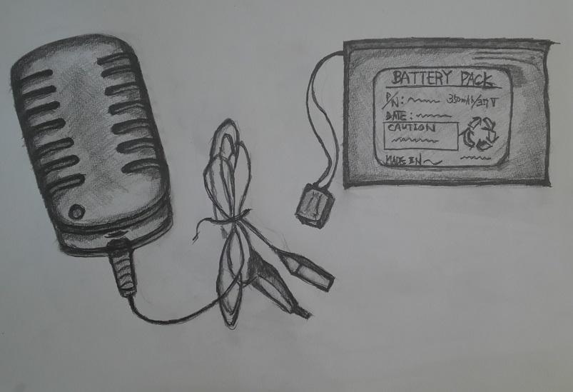 充電池に関する事故のイメージ